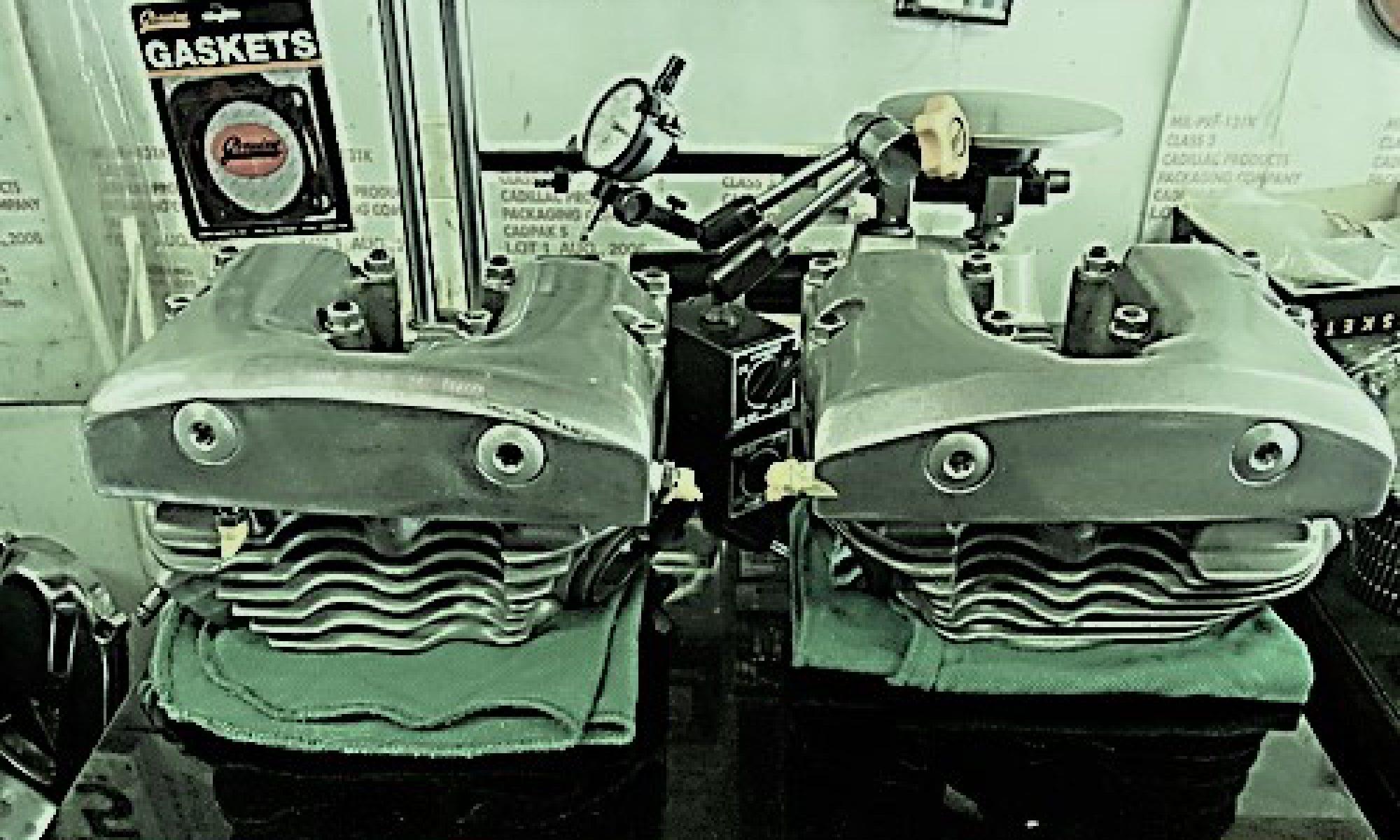 ハーレーダビッドソンの修理・整備・カスタム